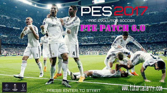 PTE Patch 6.0 Pes 2017