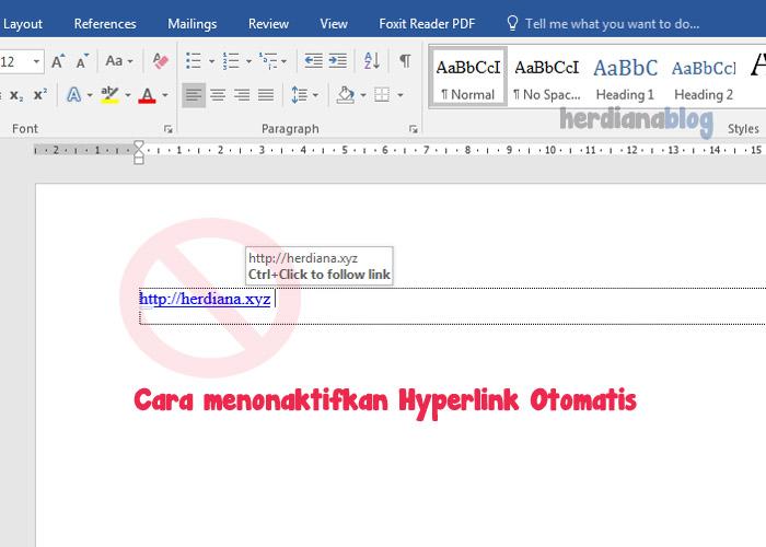 Cara-menonaktifkan-Hyperlink-Otomatis