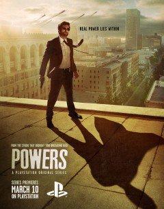 Năng Lực Siêu Phàm / Phần 2 - Powers Season 2 (2016) | Full HD VietSub