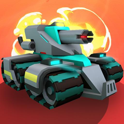 تحميل لعبة معركة تطور الدبابات Tankr.io v2.6 مهكرة للاندرويد أموال لا تنتهي