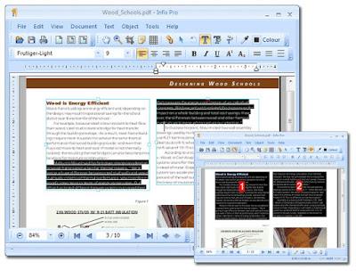Screenshot Infix PDF Editor Pro 7.2.4 Full Version