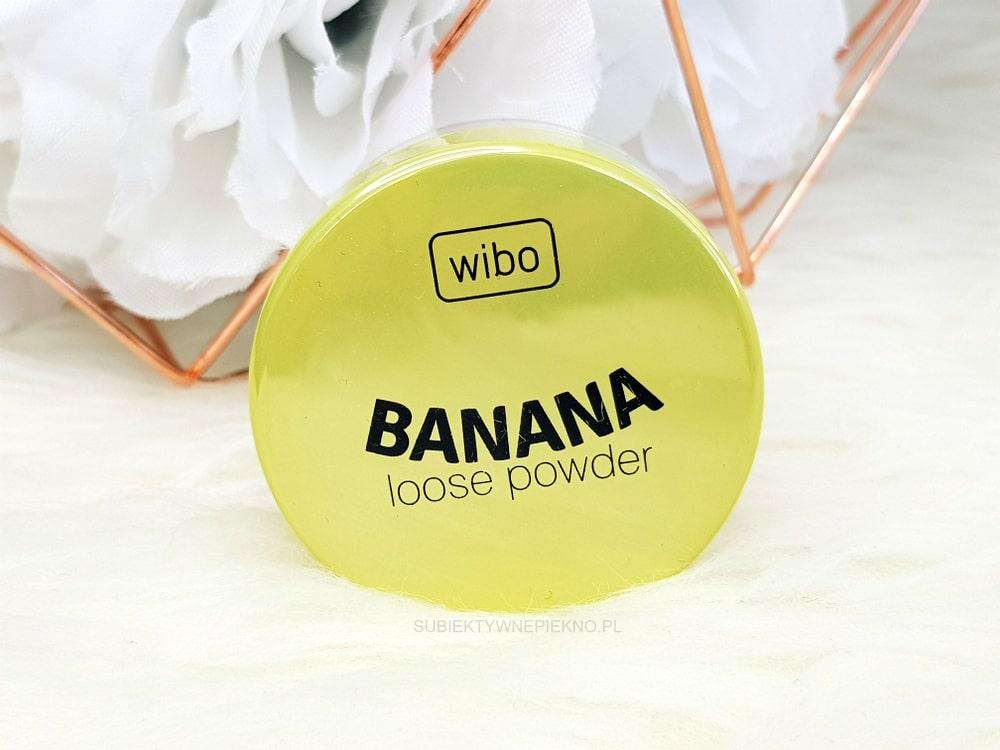 PUDER WIBO BANANA Loose Powder