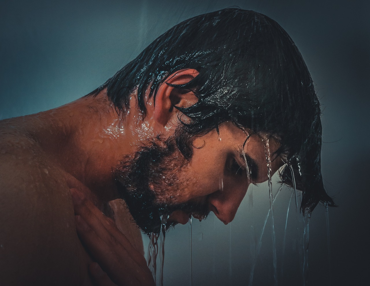 Cold shower - just add water