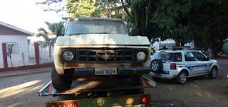 Guarda Municipal de Foz do Iguaçu (PR) recupera moto e caminhonete furtados