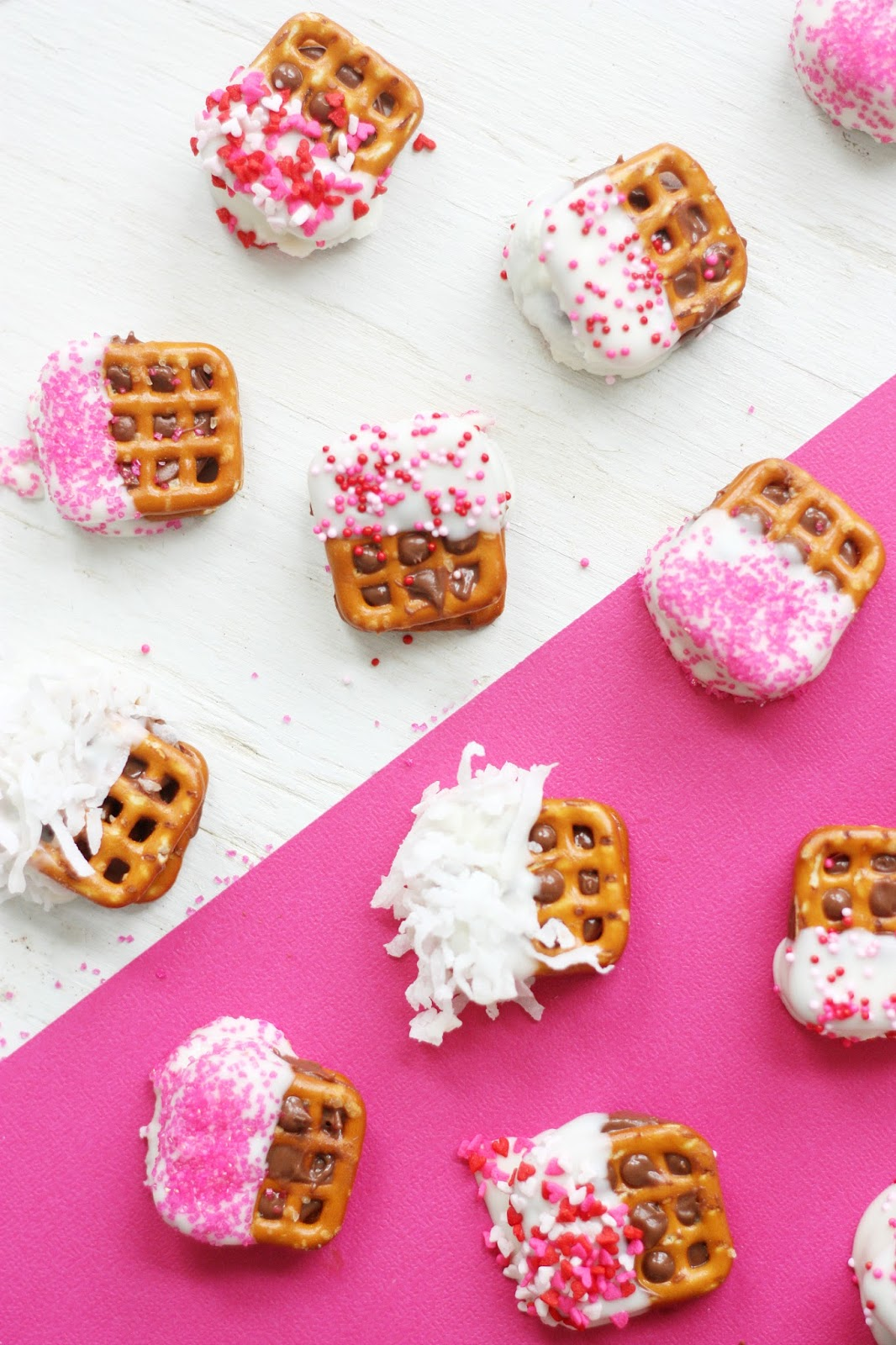 7 Sweet And Simple Valentine S Day Treats Our Mini Family