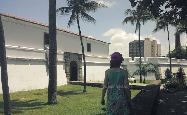 Forte das Cinco Pontas em Recife