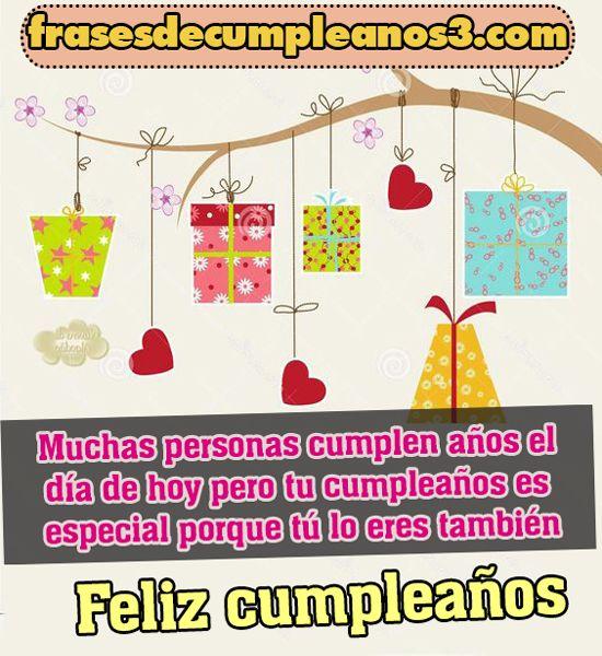 ººfelicitaciones Originales De Cumpleaños