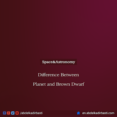 Difference Between Planet and Brown Dwarf