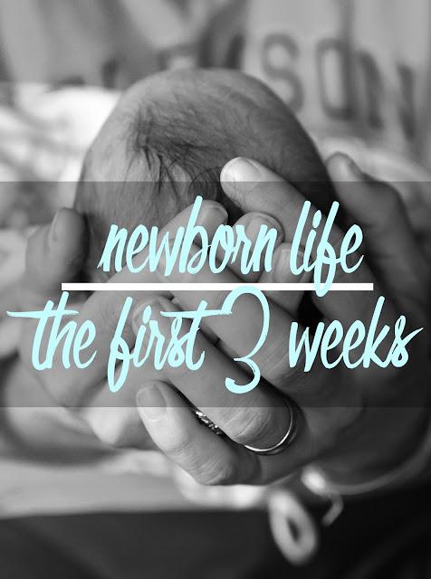 Newborn Life: the First 3 Weeks | CosmosMariners.com