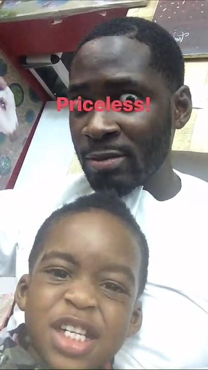 Tiwa Savage's Hubby, Teebillz, Goofs Around With Their Son, Jamil (Pics, Video) 3