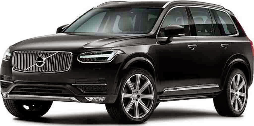 2017 Volvo Xc90 Future Packed With Four Cylinders