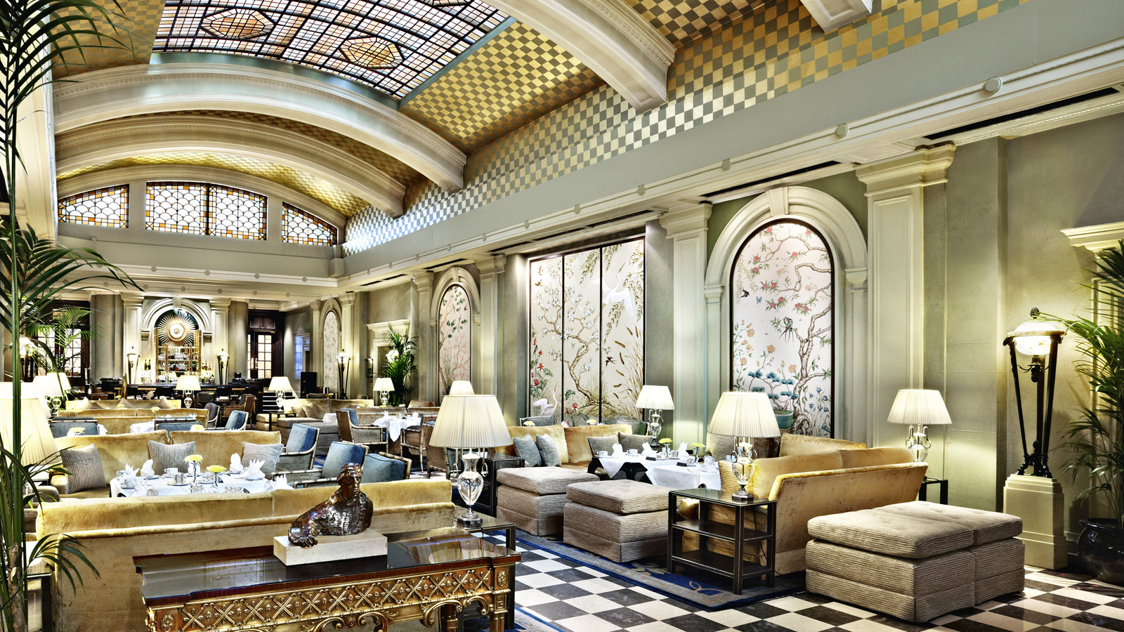 Park Lane Hotel Mayfair Afternoon Tea