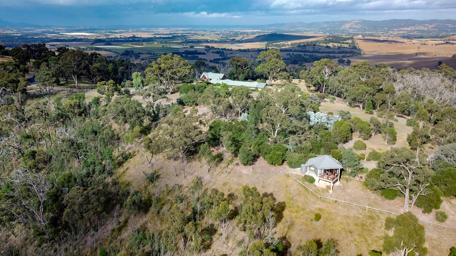 aerial view of kangaroo ridge retreat