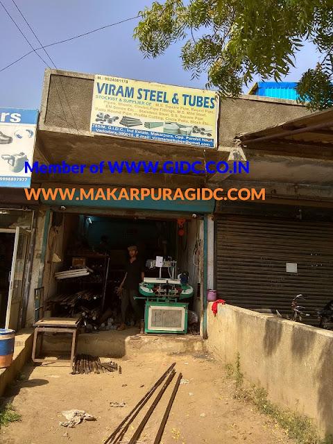VIRAM STEEL & TUBES - 9924081178