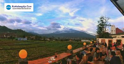 Berkunjung ke Cafe Sawahan Pujon Batu Malang Jawa timur
