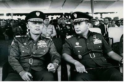Mayjen Soeharto diangkat Menjadi Panglima AD - pustakapengetahuan.com