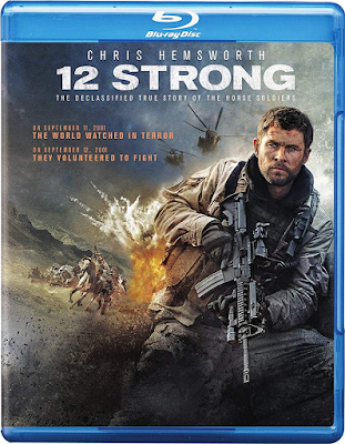 12 Strong [2018] [BD25] [LATINO]