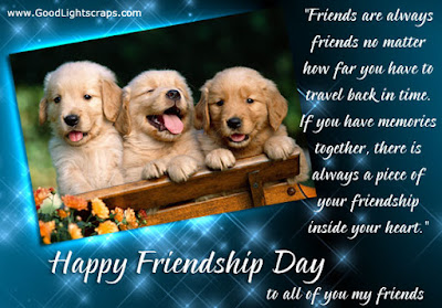 friendship day 2017 date