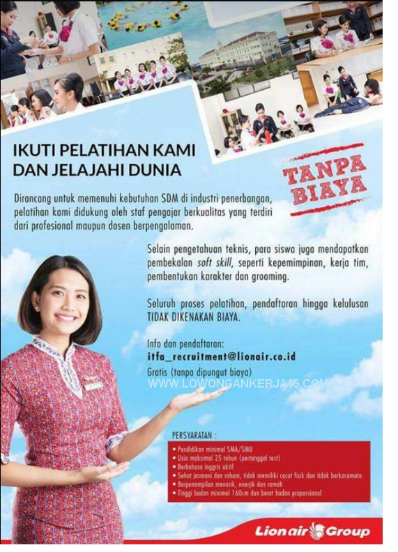 Loker Lion Air