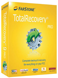 Download FarStone TotalRecovery Pro 10.51 + Serial