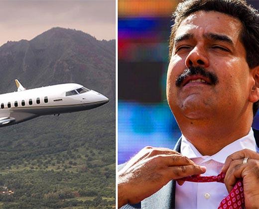 """Mira las fotos de los """"humildes avioncitos"""" que compró Maduro para su disfrute"""