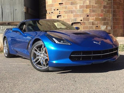 2014 Chevrolet Corvette Stingray at Purifoy Chevrolet Near Denver