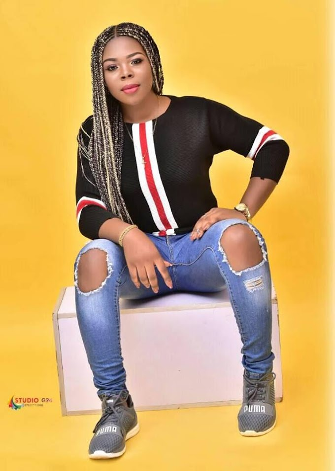 Hello Wish Ify Nancy Chude Happy birthday. She is Plus One. She Looks Absolutely Stunning In Her New Photos