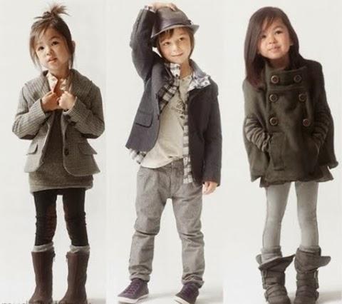 gambar baju anak gaul