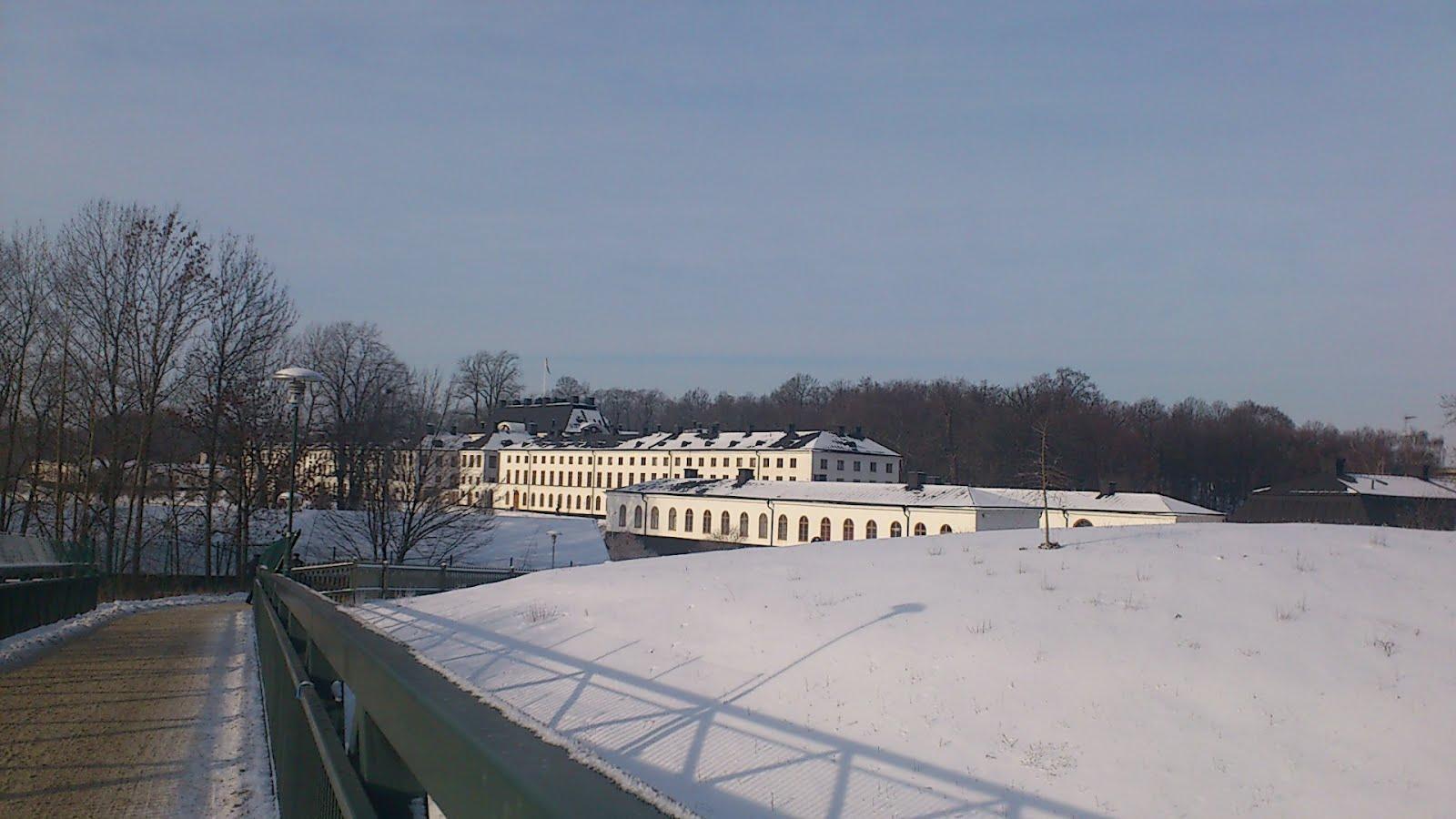 Morgon i karlberg