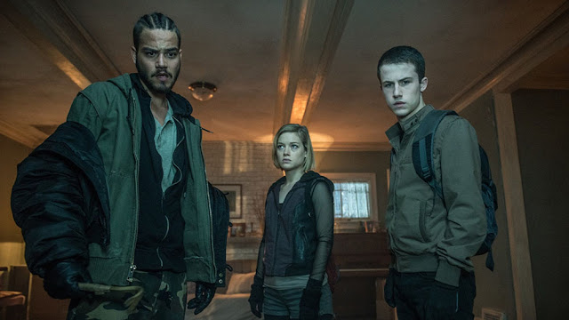 Daniel Zovatto, Jane Levy, Dylan Minnette - Don't Breathe (2016)