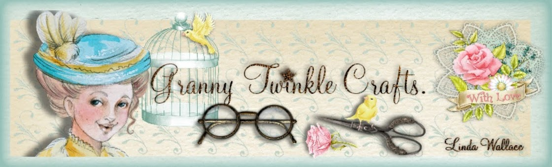 Granny Twinkle crafts