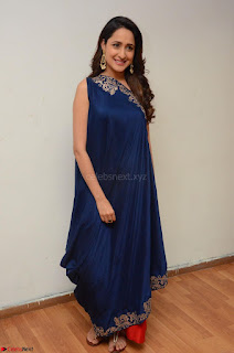 Pragya Jaiswal in beautiful Blue Gown Spicy Latest Pics February 2017 071.JPG