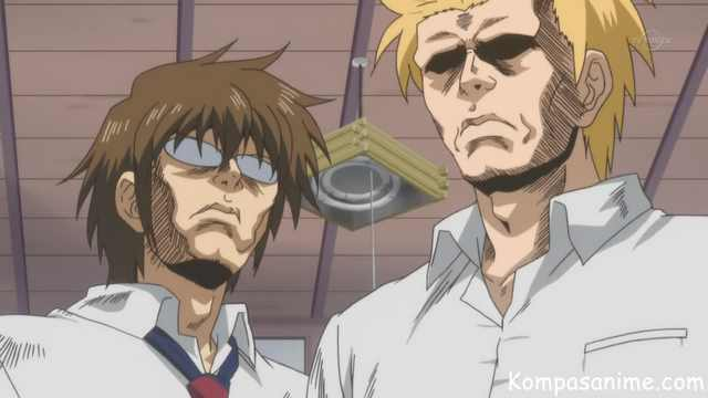 Anime mirip Danshi Koukousei no Nichijou, salah satu anime yang dijamin bikin ngakak