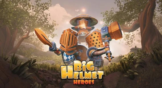 Big helmet heroes Apk+Data Free on Android Game Download