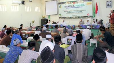 Kebijakan Pondok Pesantren PPRU I Dalam Menghidupkan Bahsul Masail