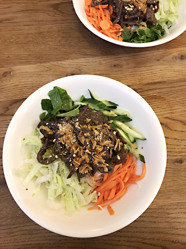 Hamburg Tipp: Quan Do - Vietnamese Street Kitchen
