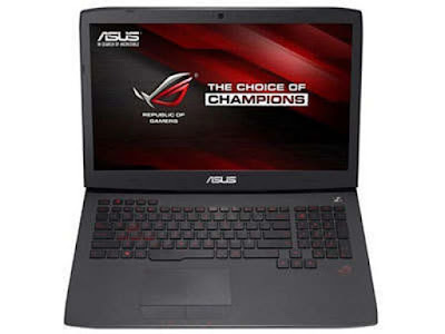 Image Asus ROG G751JY Laptop Driver