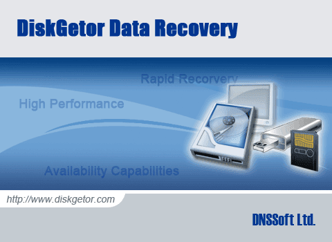 DiskGetor Data Recovery 3.58 + Key
