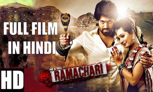 Mr & Mrs Ramachari 2016 Hindi Dubbed Movie Download