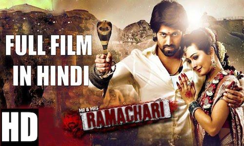 Mr & Mrs Ramachari 2016 Hindi Dubbed Movie Download