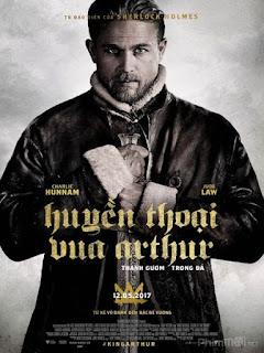 Huyền Thoại Vua Arthur: Thanh Gươm Trong Đá - King Arthur: Legend of the Sword (2017) [HD-Vietsub+Thuyết minh] |1080p