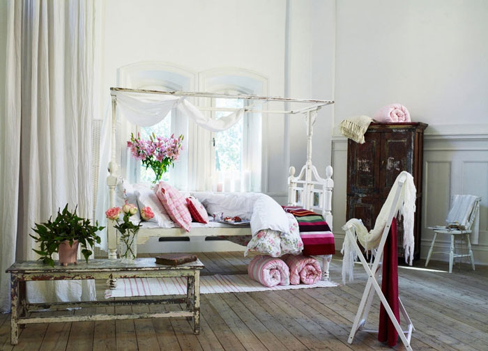 Cheap Home Decors: Shabby chic bedrooms
