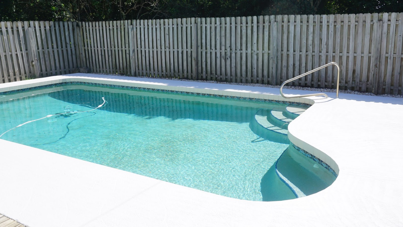 Lorraine Stanick How To Improve Pool Deck Behr