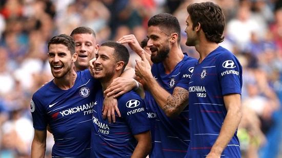 Chelsea được đánh gía cao hơn đối thủ Crystal Palace.