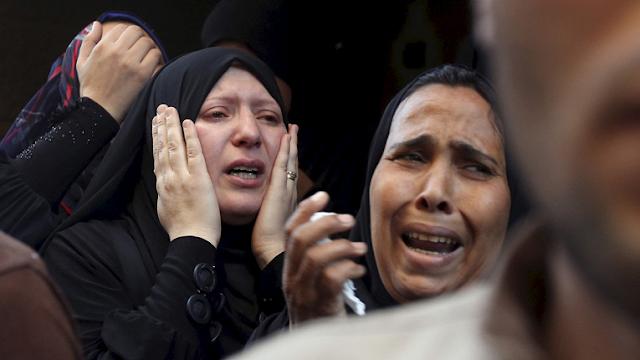 Palestinian fear