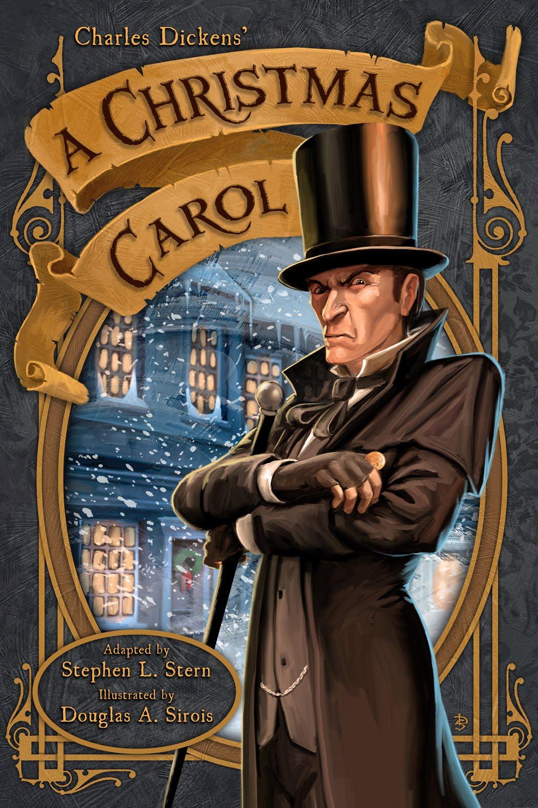 Das Illustration Charles Dicken S A Christmas Carol By