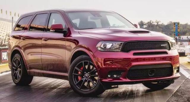 New Generation 2021 Dodge Durango