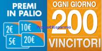 Logo IP Premia e Self Continua a premiarti con buoni da 2€, 5€, 10 e 20 €