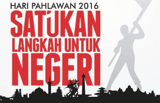 Gelar Pahlawan Nasional Tahun 2016