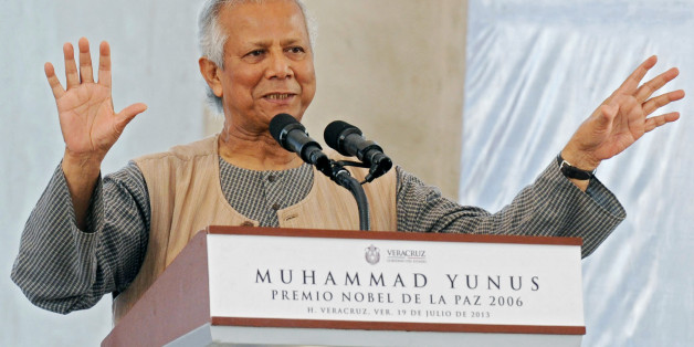 Muhammad Yunus and Nobel Peace Prize